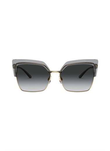 Dolce&Gabbana Dg 6126 Col 3160/8G 60-15-140 Kadın Güneş Gözlüğü Gri